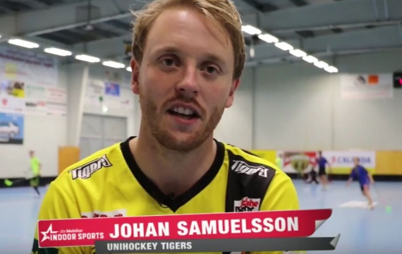 unihockey video