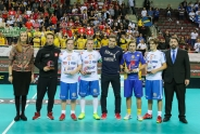 All-Star-Team und MVP 2016