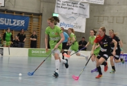 NLA Frauen, Playoff-Viertelfinals 4