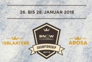 SNOW FLOORBALL CHAMPIONSHIP
