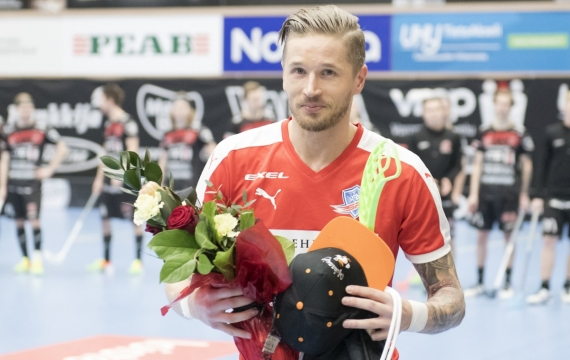 Classic spoiled the Finnish floorball season