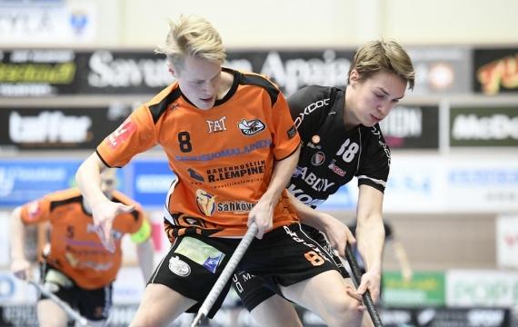 Iiro Kinnunen zu Ticino Unihockey